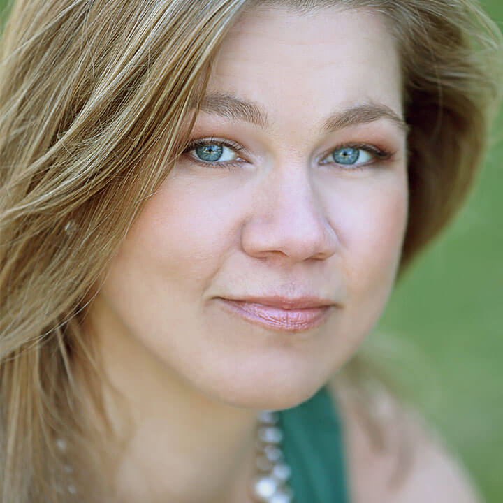 Headshot of Amber D. Nelson